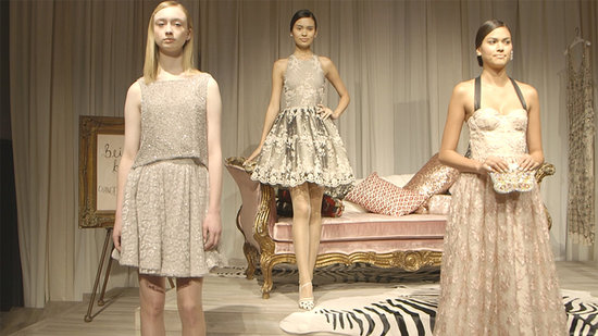 See Alice + Olivia's Spring 2014 Pieces in Action