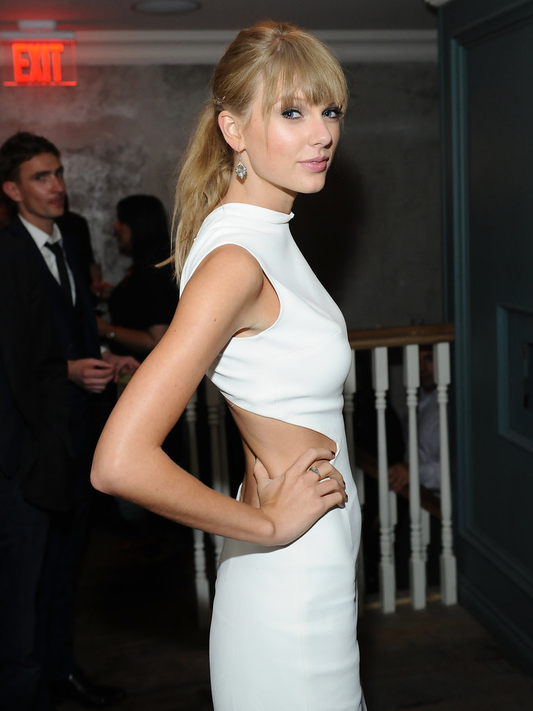Taylor Swift Makes a Popular First Appearance at the Toronto Film Festival