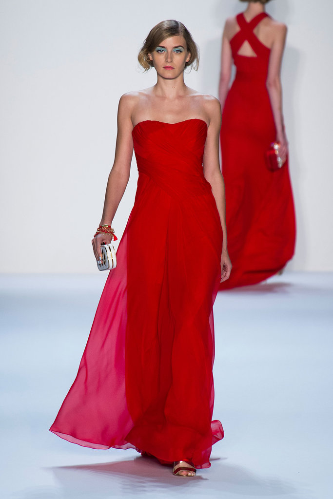 Badgley Mischka Spring 2014