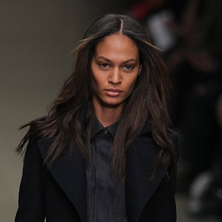 Best Burberry Runway Hair and Makeup