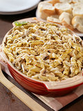 Pesto-Chicken Penne Casserole