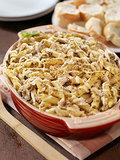 Pesto-Chicken Penne Casserole