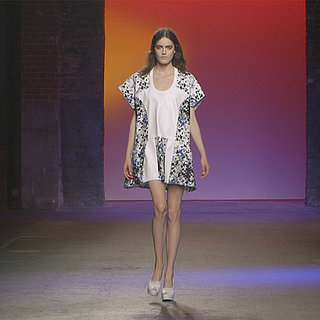 2014 Spring New York Fashion Week Runway ICB | Video