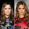 Rose Byrne Goes Blond For Fall 2013