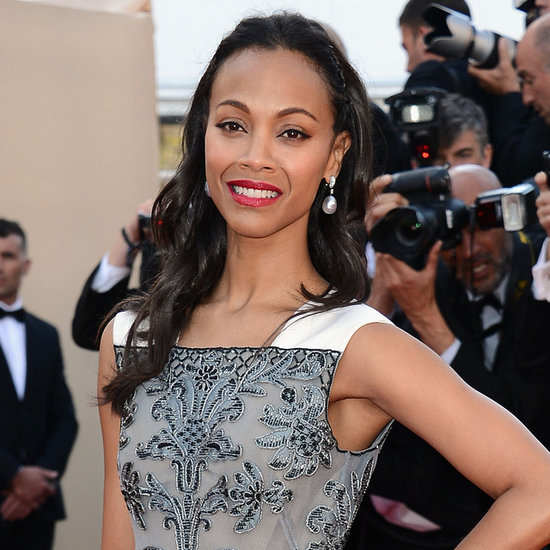 Zoe Saldana Married Marco Perego in Secret Wedding