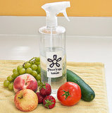 Fruit and Vegetable Cleaning Spray