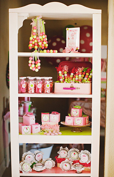 Lalaloopsy Favor Display