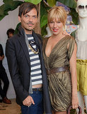 Matthew Williamson and Sienna Miller