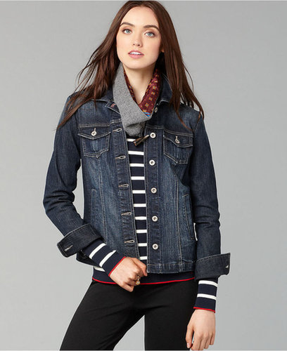 Tommy Hilfiger Jacket, Hope Denim, Alamo Wash