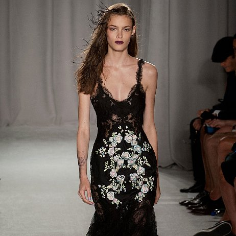 Marchesa Spring 2014 Runway Show | NY Fashion Week