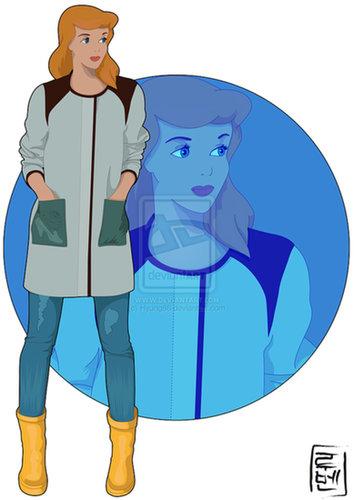 College Student Cinderella
