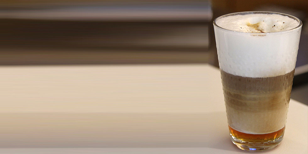 Get on Board With an SF-Inspired Spiced Coffee Drink