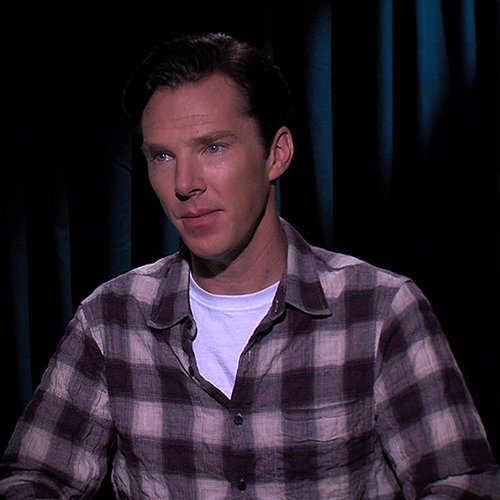 Benedict Cumberbatch Interview on Julian Assange (Video)