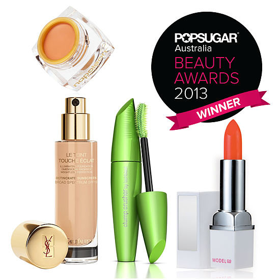 POPSUGAR Australia Beauty Awards 2013: The Winning Makeup Products