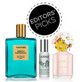 New Spring Perfume, Deodorant and Face Sprays
