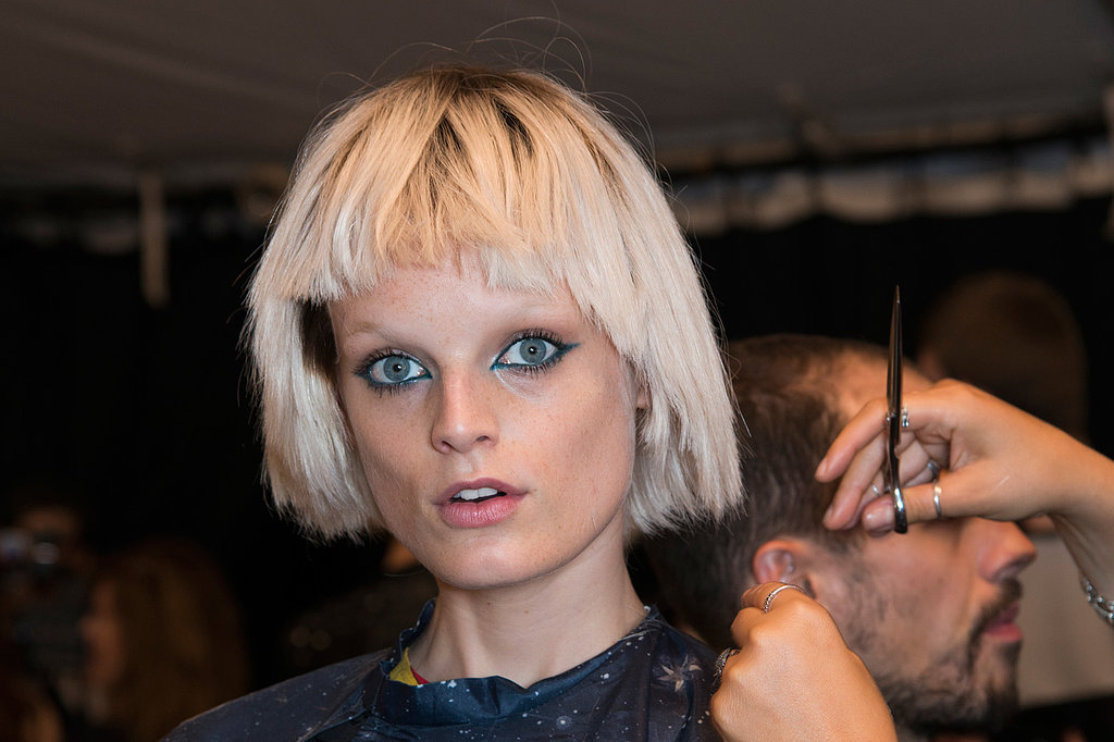 Razor's Edge: Marc Jacobs Makes Choppy Bowl Cuts Cool