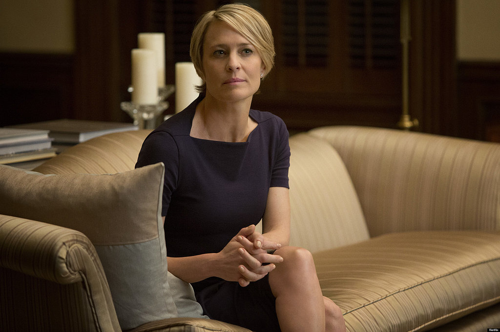 Robin Wright: Outstanding Lead Actress in a Drama