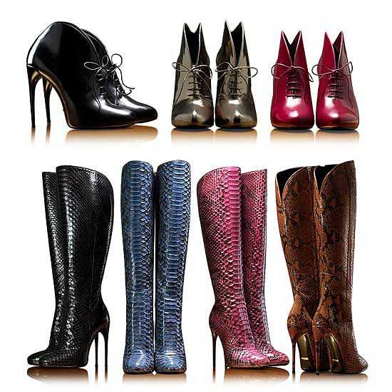 Shop Gucci's Kim Boot Collection!
