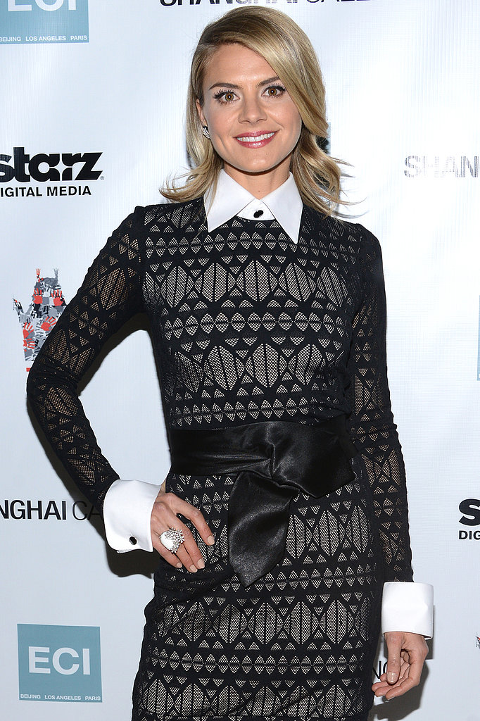 "A post-Happy Endings Eliza Coupe is headed to House of Lies as a recurring guest star for the show's third season. She'll play a ""high-powered business mogul"" alongside fellow guest star Mekhi Phifer."