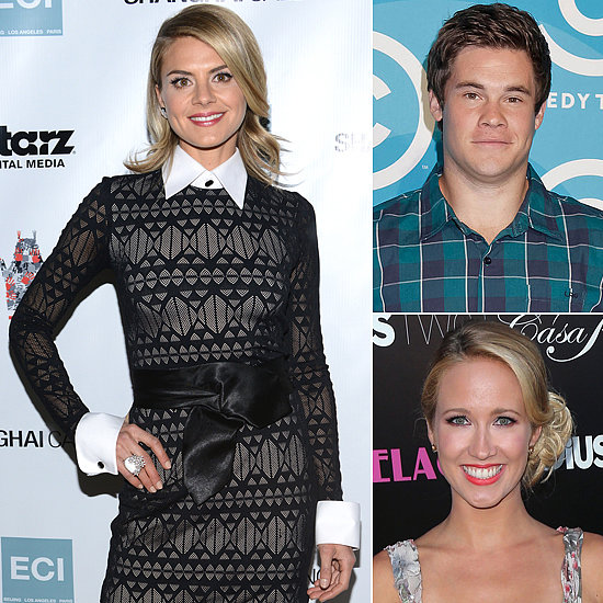 Eliza Coupe, Adam DeVine, and More of the Hottest Guest Stars of Fall TV