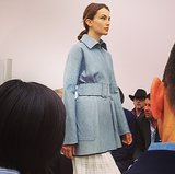 Outerwear for Spring at Derek Lam.