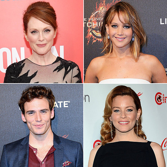 Who's Been Cast in The Hunger Games: Mockingjay