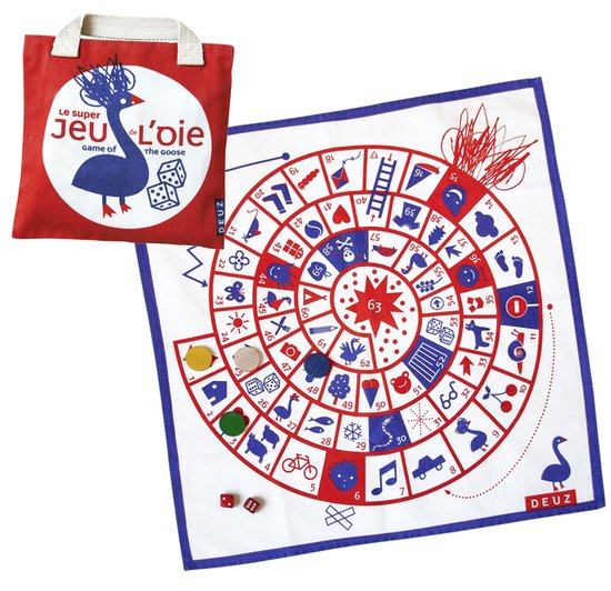 The Game of the Goose ($32)