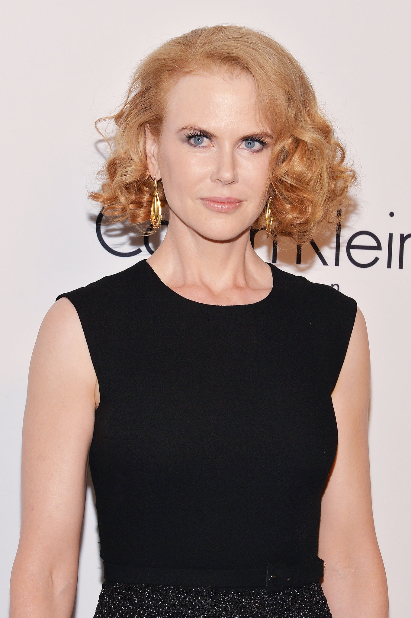 Nicole Kidman at the Calvin Klein Collection Post Show Event.