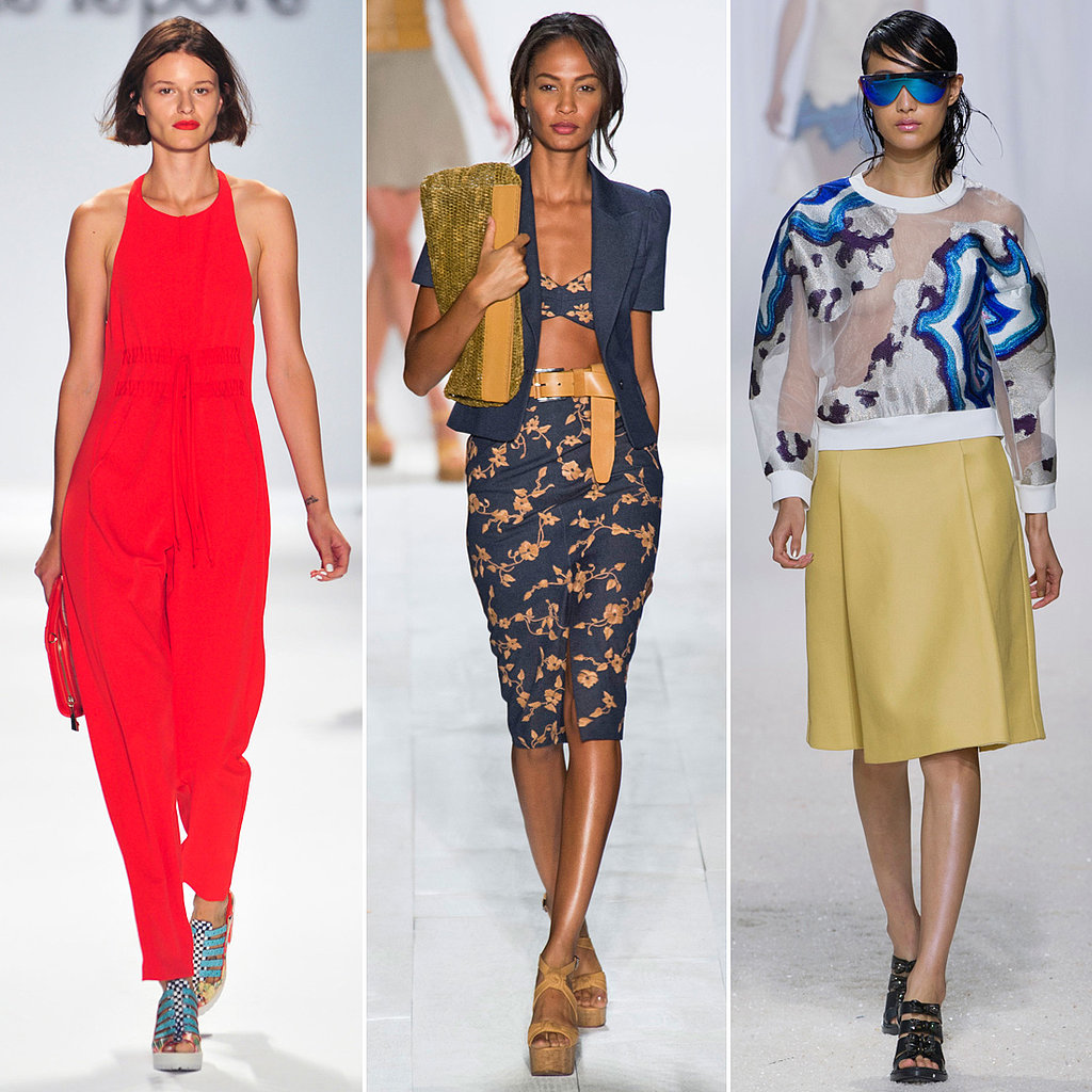 Fashion Trends Spring 2014 | New York Fashion Week