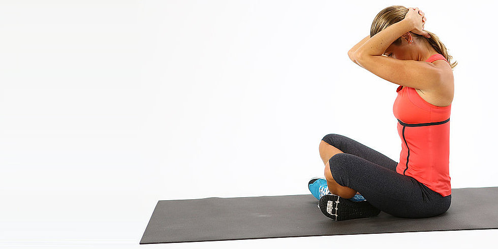 Tune in and Unwind: 3 Seated Stretches For TV Time