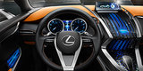 The Lexus LF-NX Stops Us Dead in Our Tracks