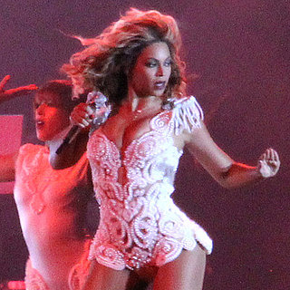 Beyonce Knowles Performs in Rio Pictures
