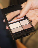 Brow palette backstage at Whistles Spring 2014.