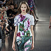 Mary Katrantzou Spring 2014 Runway | London Fashion Week