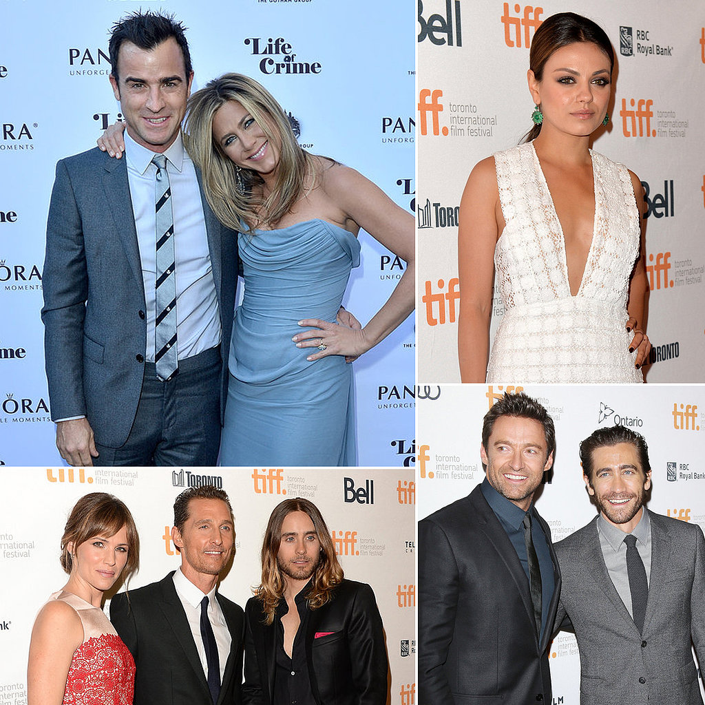 See All the Stars at the Toronto International Film Festival!