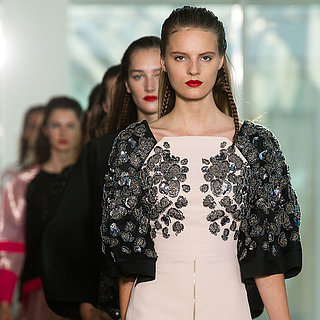 2014 Spring London Fashion Week Antonio Berardi