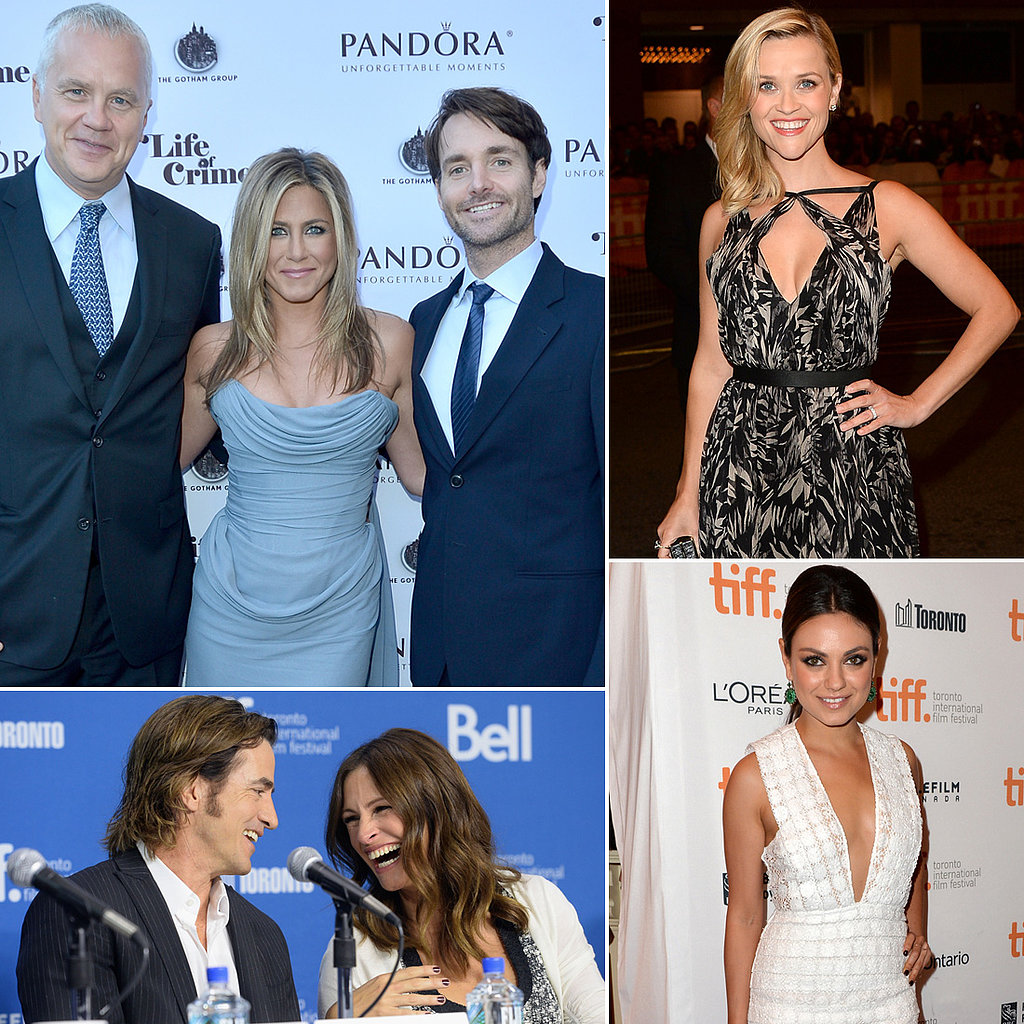 That's a Wrap: See All the Stars That Hit Up Toronto