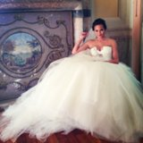 Chrissy Teigen Wedding Dress