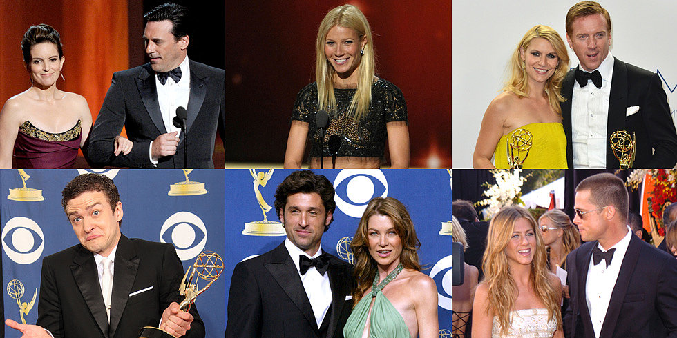 Look Back at Star-Studded Past Emmy Awards