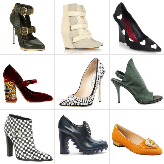 The Season's It Shoes: See Fall's Most-Wanted Heels, Boots, and Flats
