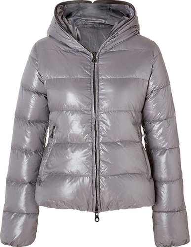 Duvetica Thiacinque Down Jacket in Zinco