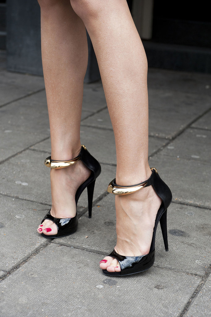 The most glamorous of Fashion Week footwear.