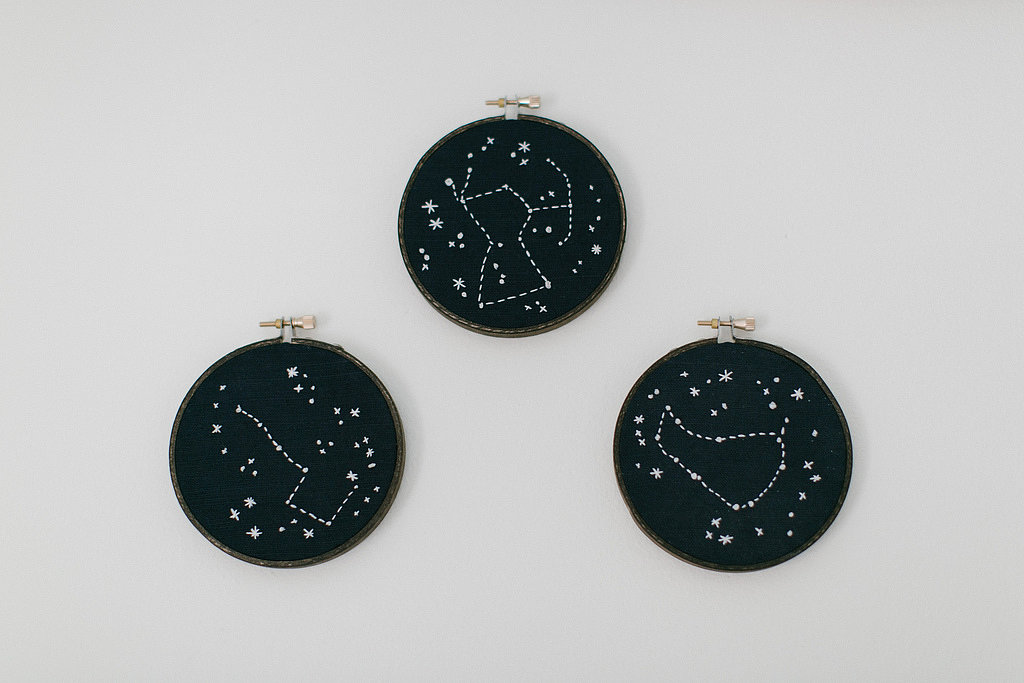 Hoop Constellations