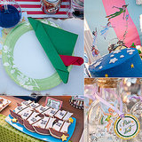 Off to Neverland: A Creative Peter Pan Party