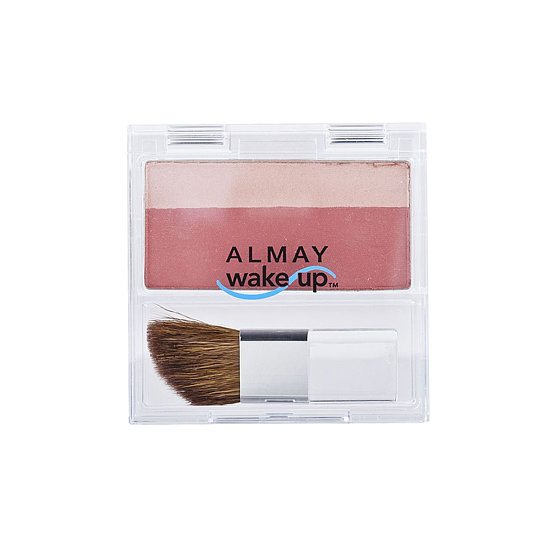 Blush already perks up your complexion, but the Almay Wake Up Blush ($10) actually has caffeine to recharge your skin and a highlighting strip to help give you even more of a glow.
