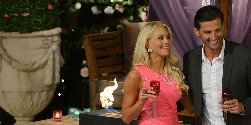 The First Kiss: Ali Scores With Tim on The Bachelor