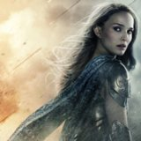 Natalie Portman Thor The Dark World Poster