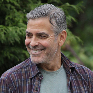 George Clooney on the Set of Tomorrowland | Photos