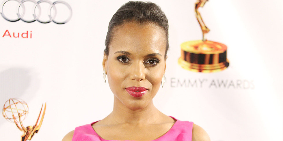 Kerry Washington Is the Chicest Birthday Girl We Know