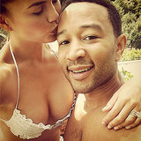 John Legend and Chrissy Teigen Honeymoon Pictures